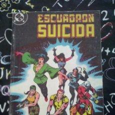 Cómics: ZINCO - ESCUADRON SUICIDA RETAPADO CON LOS NUM. 1 AL 4 . MUY BUEN ESTADO. Lote 237620770