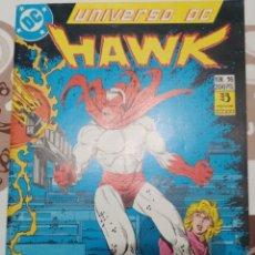 Cómics: UNIVERSO DC: HAWK: ZINCO. Lote 237639635