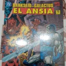 Cómics: DARKSHEID-GALACTUS: EL ANSIA: JOHN BYRNE: ZINCO. Lote 237645660