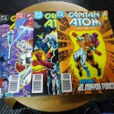 Cómics: CAPITAN ATOM LOTE DE 4 Nº 2-5-7-8 (ZINCO). Lote 237664875