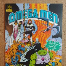 Cómics: COMIC OMEGA MEN Nº 1. Lote 237803470