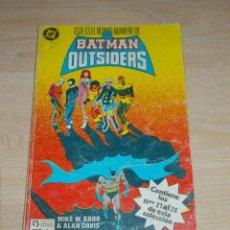 Cómics: RETAPADO BATMAN Y LOS OUTSIDERS Nº 5, Nº 21 A 24. ZINCO. Lote 237846360