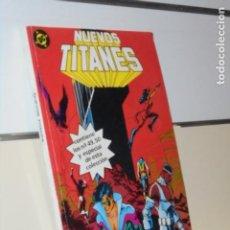 Cómics: RETAPADO NUEVOS TITANES TOMO Nº 11 CONTIENE LOS Nº 49,50 Y ESPECIAL DC - ZINCO. Lote 238119705