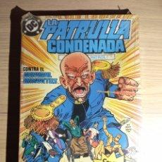 Cómics: COMIC PRECINTADO LA PATRULLA CONDENADA. Lote 238169780