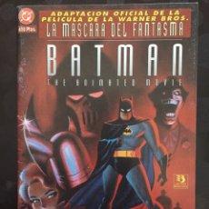 Cómics: BATMAN THE ANIMATED MOVIE : LA MÁSCARA DEL FANTASMA DC CÓMICS ( 1994 ). Lote 238240590