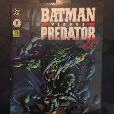 Cómics: BATMAN VERSUS PREDATOR II 2 : VENGANZA SANGRIENTA DC CÓMICS DARK HORSE ( 1996 ). Lote 238275810