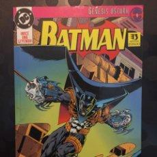 Cómics: BATMAN : GÉNESIS OSCURA DC CÓMICS ( 1993 ). Lote 238276665