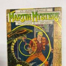 Cómics: LOS GRANDES ENIGMAS DE MARTIN MYSTERE. Nº 1 - HOMBRES DE NEGRO. EDICIONES ZINCO.. Lote 238589745