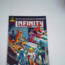 Cómics: INFINITY INC - NUMERO 3 - EDICONES ZINCO - BUEN ESTADO - GORBAUD. Lote 238649140