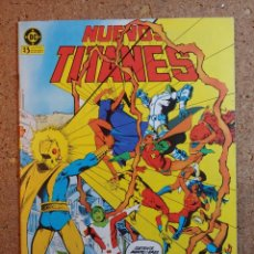 Cómics: COMIC DE NUEVOS TITANES EN REVOLUCION Nº 14. Lote 238854210