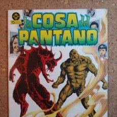 Cómics: COMIC LA COSA DEL PANTANO EN LA CELDA BLANCA Nº 4. Lote 238854515