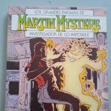 Cómics: LOS GRANDES ENIGMAS DE MARTIN MYSTERE 4-ZINCO. Lote 238917065