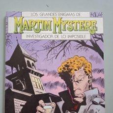 Cómics: LOS GRANDES ENIGMAS DE MARTIN MYSTERE 5-ZINCO. Lote 238917120