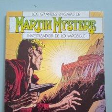 Cómics: LOS GRANDES ENIGMAS DE MARTIN MYSTERE 3-ZINCO. Lote 238917210