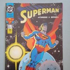 Cómics: SUPERMAN 9 ZINCO. Lote 289309043