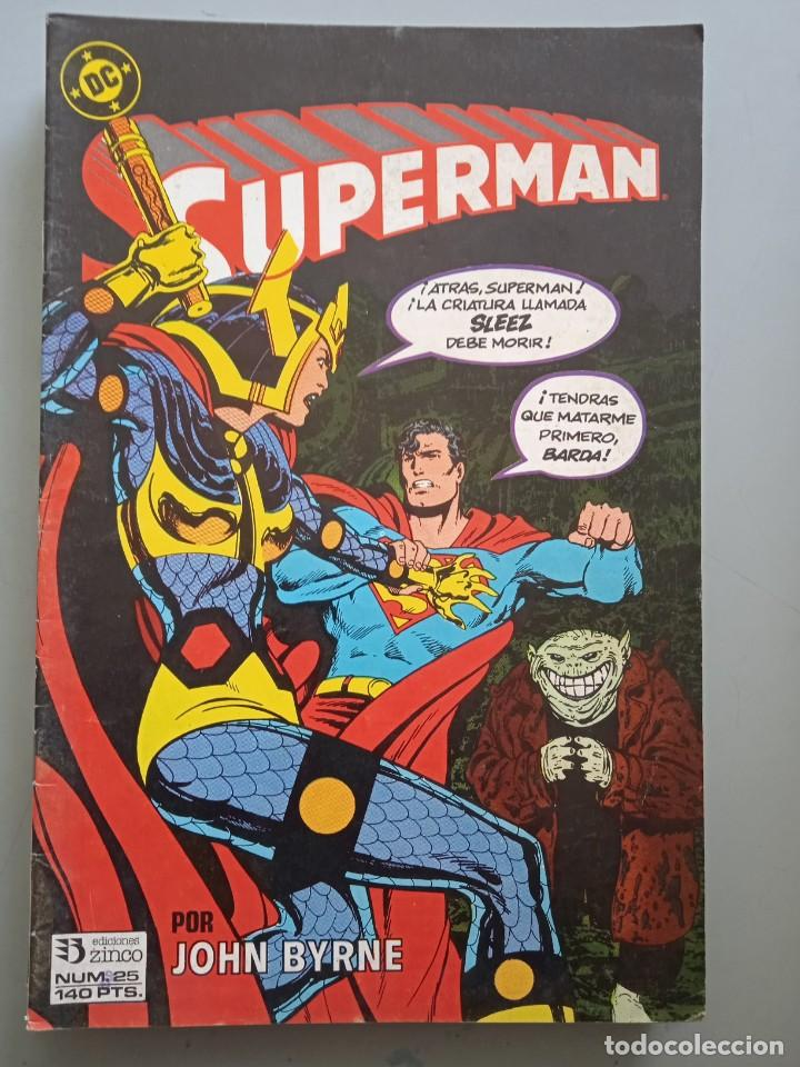 Cómics: SUPERMAN 25 ZINCO - Foto 1 - 239064525