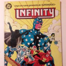 Cómics: INFINITY INC. NUM 8. ED ZINCO. Lote 239493875