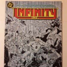 Cómics: INFINITY INC. NUM 9. ED ZINCO. Lote 239494010