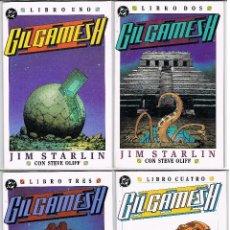 Cómics: GILGAMESH II POR JIM STARLIN Y STEVE OLIFF. COMPLETA 4 TOMOS. Lote 239568570