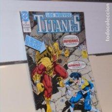 Comics: LOS NUEVOS TITANES VOL. 2 Nº 37 - ZINCO. Lote 239654660