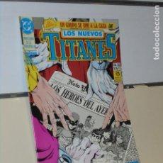 Comics: LOS NUEVOS TITANES VOL. 2 Nº 35 - ZINCO. Lote 239655160