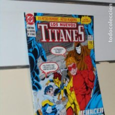 Comics: LOS NUEVOS TITANES VOL. 2 Nº 33 - ZINCO. Lote 239659560