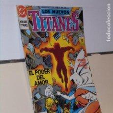 Comics: LOS NUEVOS TITANES VOL. 2 Nº 25 - ZINCO. Lote 239664410