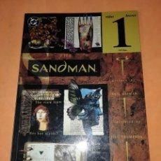Cómics: THE SANDMAN. VIDAS BREVES Nº 1. EDICIONES ZINCO. RUSTICA.. Lote 239798750