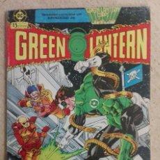 Cómics: GREEN LANTERN RETAPADO Nº 2. Lote 239885945
