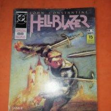 Cómics: HELLBLAZER. NUMERO 1. ESPECIAL 68 PAGINAS. DC EDICIONES ZINCO.. Lote 240162190