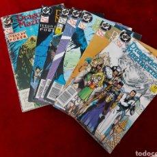 Cómics: DRAGONES Y MAZMORRAS- COMPLETA- ZINCO-DC- DEL 1 AL 6 Y RETAPADO CON N°S:DEL 7 AL 12 /JUEGOS DE ROL/. Lote 240175950