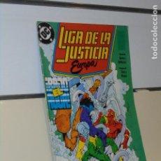 Cómics: LIGA DE LA JUSTICIA EUROPA Nº 2 - ZINCO. Lote 240494425
