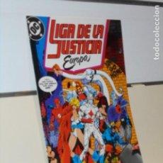 Cómics: LIGA DE LA JUSTICIA EUROPA Nº 3 - ZINCO. Lote 240494610