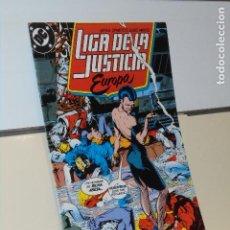Cómics: LIGA DE LA JUSTICIA EUROPA Nº 4 - ZINCO. Lote 240494975