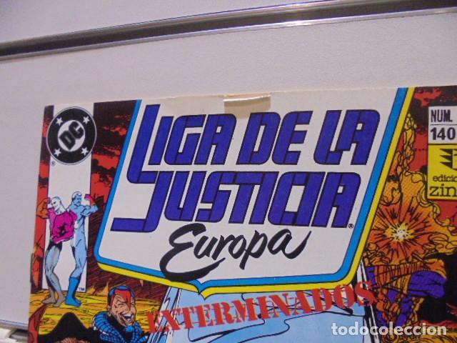 Cómics: LIGA DE LA JUSTICIA EUROPA Nº 16 - ZINCO - Foto 3 - 240495275