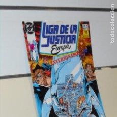 Cómics: LIGA DE LA JUSTICIA EUROPA Nº 16 - ZINCO. Lote 240495275
