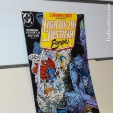 Cómics: LIGA DE LA JUSTICIA EUROPA Nº 7 - ZINCO. Lote 240496130