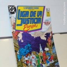 Cómics: LIGA DE LA JUSTICIA EUROPA Nº 8 - ZINCO. Lote 240496495