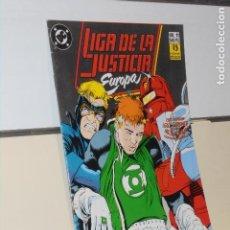 Cómics: LIGA DE LA JUSTICIA EUROPA Nº 11 - ZINCO. Lote 240496845