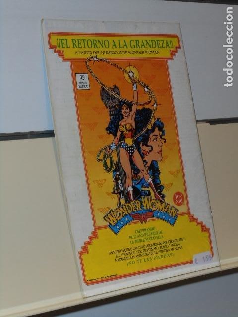 Cómics: LIGA DE LA JUSTICIA EUROPA Nº 19 - ZINCO - Foto 2 - 240497340