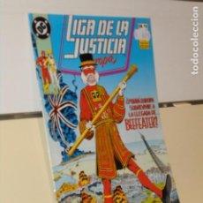Cómics: LIGA DE LA JUSTICIA EUROPA Nº 20 - ZINCO. Lote 240497560