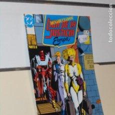 Comics: LIGA DE LA JUSTICIA EUROPA Nº 31 - ZINCO. Lote 240497925