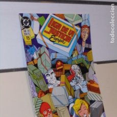 Comics: LIGA DE LA JUSTICIA EUROPA Nº 21 - ZINCO. Lote 240504270