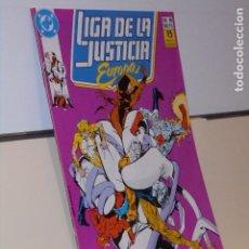 Cómics: LIGA DE LA JUSTICIA EUROPA Nº 18 - ZINCO. Lote 240505185