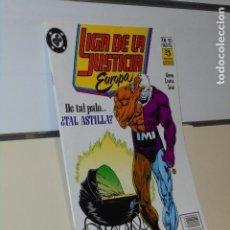 Cómics: LIGA DE LA JUSTICIA EUROPA Nº 12 - ZINCO. Lote 240505405