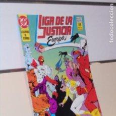 Cómics: LIGA DE LA JUSTICIA EUROPA Nº 27 - ZINCO. Lote 240506025