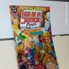 Cómics: LIGA DE LA JUSTICIA EUROPA ESPECIAL VERANO Nº 1 - ZINCO. Lote 240506505