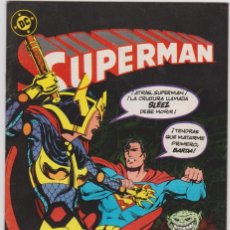 Cómics: SUPERMAN NÚMERO 25. VOL.2. EDICIONES ZINCO. Lote 240878510