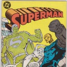 Cómics: SUPERMAN NÚMERO 27. VOL.2. EDITORIAL ZINCO.. Lote 240879965