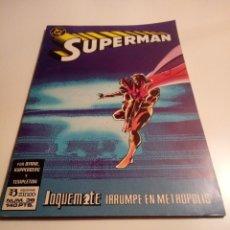 Cómics: SUPERMAN NÚMERO 39. ZINCO. Lote 240949345